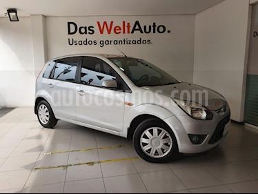 Foto venta Auto usado Ford Ikon Trend (2012) color Gris Mercurio precio $88,900