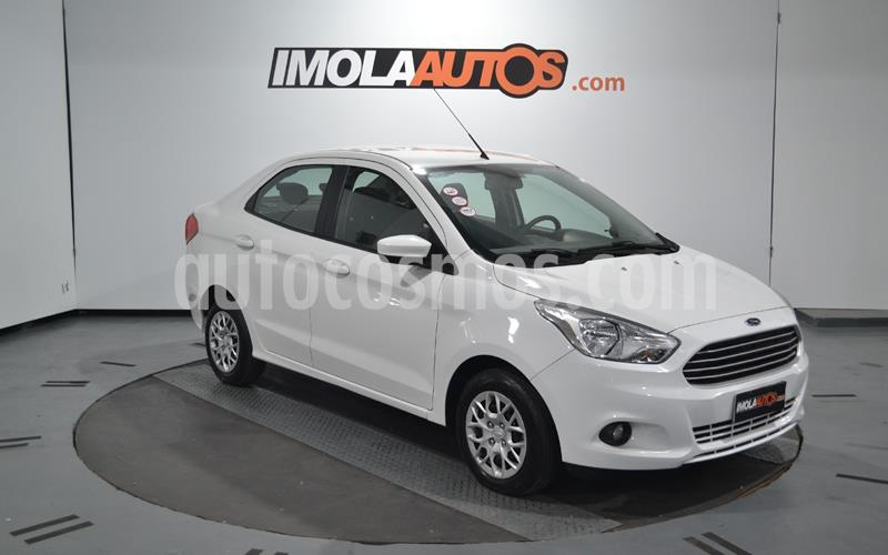 Ford Ka + SE usado (2017) color Blanco Oxford precio $699.000
