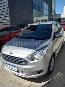 Ford Ka + SEL usado (2018) color Plata Estelar precio $645.000