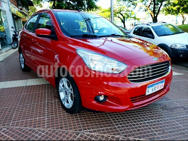 Ford Ka + SEL usado (2018) color Rojo precio $834.990