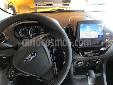 Ford Ka + SEL Aut usado (2020) color Plata precio $1.190.000