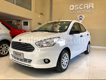 Foto venta Auto usado Ford Ka + S (2017) color Blanco Oxford precio $420.000