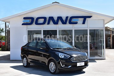 foto Ford Ka + SE Aut nuevo color Negro Perla precio $742.900