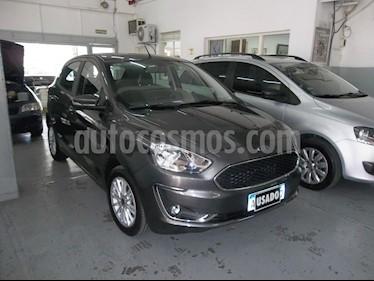 Foto venta Auto usado Ford Ka + SEL at (2019) color Gris Oscuro precio $620.000