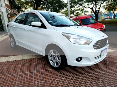 Foto venta Auto usado Ford Ka + SEL (2018) color Blanco precio $497.990