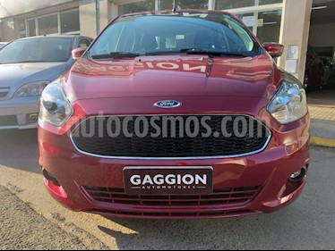 Foto venta Auto usado Ford Ka + SEL (2017) color Rojo Merlot
