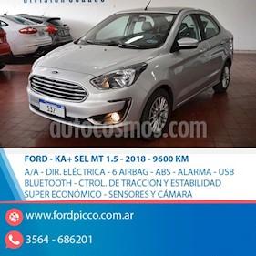 Foto venta Auto usado Ford Ka Freestyle 1.5L (2018) color Gris Claro precio $570.000