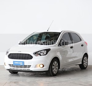 Foto venta Auto usado Ford Ka Freestyle 1.5L (2018) color Blanco precio $510.000