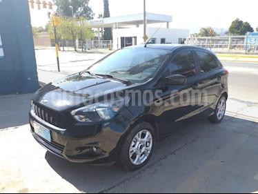 Ford Ka Freestyle 1.5L usado (2017) color Negro precio $619.000