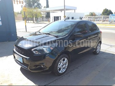 Foto venta Auto usado Ford Ka Freestyle 1.5L (2017) color Negro precio $499.000