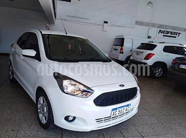 Foto venta Auto usado Ford Ka Freestyle 1.5L (2018) color Blanco precio $620.000