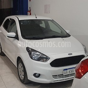 Foto venta Auto usado Ford Ka Freestyle 1.5L (2016) color Blanco precio $410.000