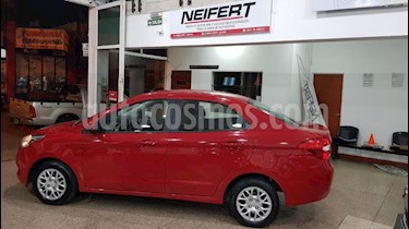 Ford Ka Freestyle 1.5L usado (2018) color Rojo precio $720.000