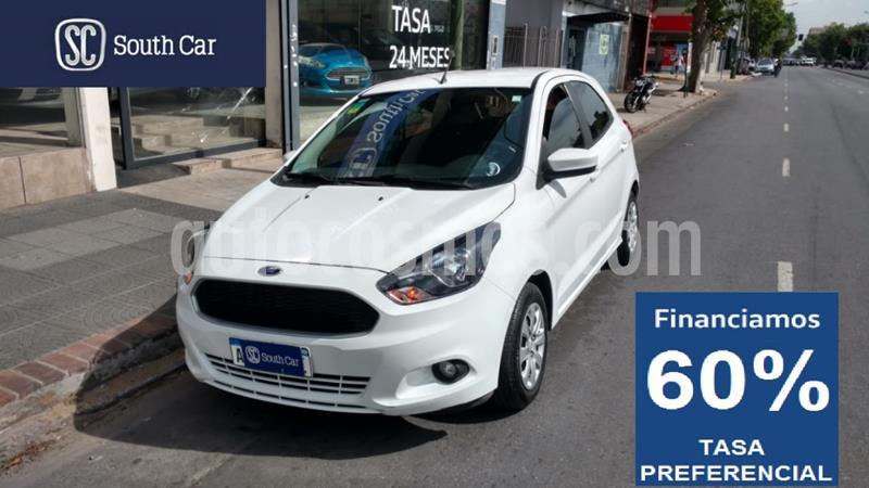 Ford Ka Freestyle 1.5L usado (2017) color Blanco precio $905.000
