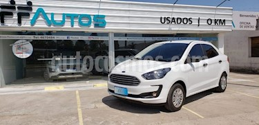 Ford Ka Freestyle 1.5L usado (2020) color Blanco precio $819.000