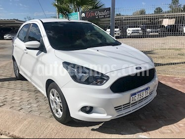 Ford Ka Freestyle 1.5L usado (2018) color Blanco precio $715.000