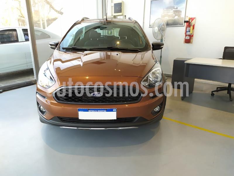 Ford Ka Freestyle 1.5L usado (2019) color Cobre precio $1.100.000
