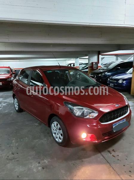Ford Ka Freestyle 1.5L SE usado (2016) color Rojo precio $718.000