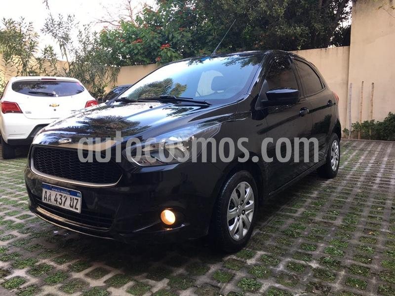 Ford Ka Freestyle 1.5L usado (2016) color Negro precio u$s4.600
