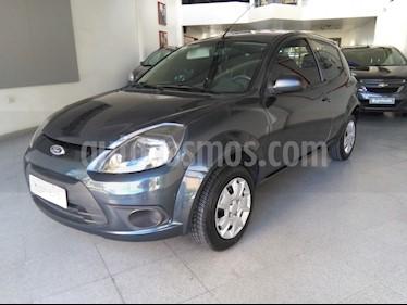Foto venta Auto usado Ford Ka - (2012) color Gris precio $180.000