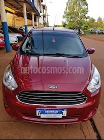 Foto venta Auto usado Ford Ka - (2017) color Bordo precio $510.000