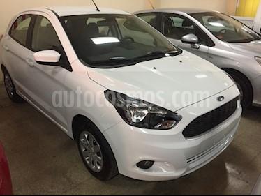 Foto venta Auto Usado Ford Ka - (2018) color Blanco precio $470.000
