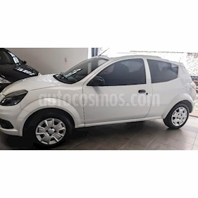 Foto venta Auto usado Ford Ka 1.0 Fly Viral  (2013) color Blanco