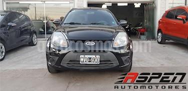Foto venta Auto usado Ford Ka 1.0 Fly Viral  (2013) color Negro precio $240.000