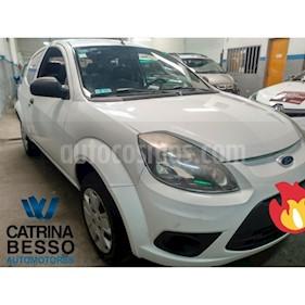 Foto venta Auto usado Ford Ka 1.0 Fly (2013) color Blanco precio $173.000