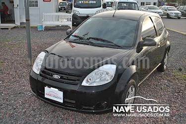 Foto venta Auto Usado Ford Ka 1.0L Fly Plus (2008) color Negro