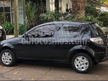 Foto venta Auto usado Ford Ka 1.0L Fly Plus (2011) color Negro precio $162.000