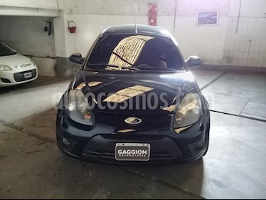 Foto venta Auto Usado Ford Ka 1.0L Fly Plus (2012) color Negro Ebony