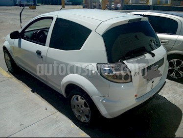Foto Ford Ka 1.0L Fly Plus usado (2014) color Blanco precio $168.000
