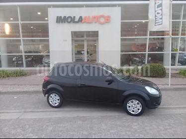 Foto venta Auto usado Ford Ka 1.0L Fly Viral (2010) color Negro Ebony precio $195.000
