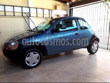 Foto venta Auto usado Ford Ka 1.0L Fly (2000) color Azul Tonic precio $60.000