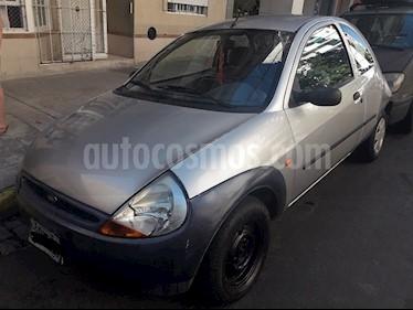Foto venta Auto Usado Ford Ka 1.3L Base (1997) color Gris Claro precio $64.500