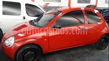Foto venta Auto usado Ford Ka 1.3L Confort (1999) color Rojo precio $45.000