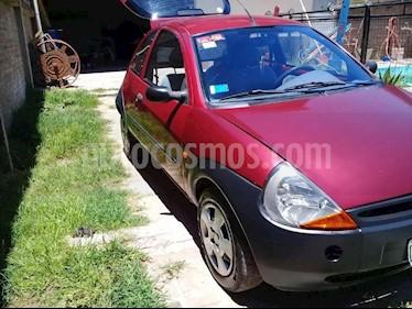 Ford Ka 1.3L Confort usado (1997) color Rojo precio $60.000