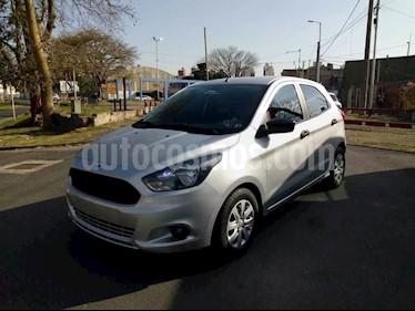 Foto Ford Ka 1.5L S usado (2018) color Plata Estelar precio $355.000