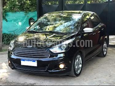 Foto venta Auto usado Ford Ka 1.5L S (2016) color Negro precio $390.000