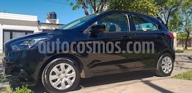 Ford Ka 1.5L S usado (2017) color Negro precio $425.000
