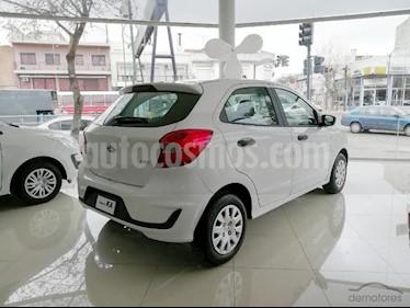 Foto venta Auto usado Ford Ka 1.5L S (2019) color Gris Piedra precio $555.700