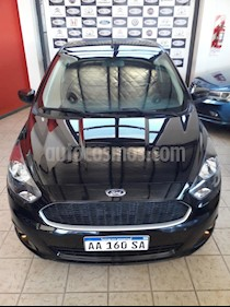 Foto venta Auto usado Ford Ka 1.5L S (2016) color Negro precio $335.000