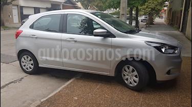 Foto venta Auto usado Ford Ka 1.5L S (2017) color Gris precio $350.000