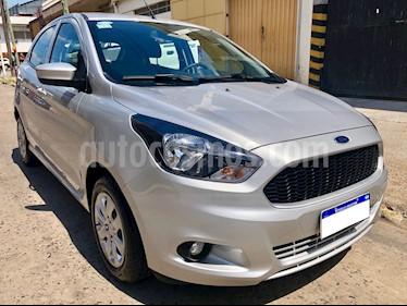 Foto venta Auto usado Ford Ka 1.5L SE (2018) color Plata Estelar precio $389.000