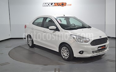 Foto venta Auto usado Ford Ka 1.5L SE (2017) color Blanco Oxford precio $369.000