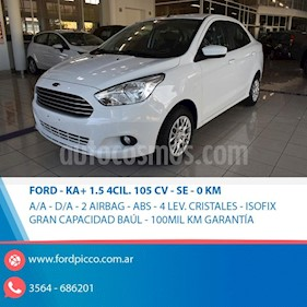 Foto venta Auto usado Ford Ka 1.5L SE (2019) color Blanco precio $519.000
