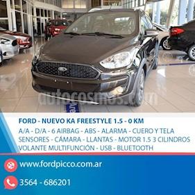 Foto venta Auto usado Ford Ka 1.5L SEL (2019) color Negro precio $675.000