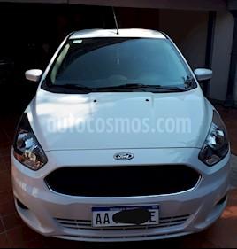 Foto Ford Ka 1.5L SEL usado (2017) color Blanco Oxford precio $240.000