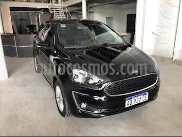 Foto Ford Ka 1.5L SEL usado (2019) color Negro precio $760.000